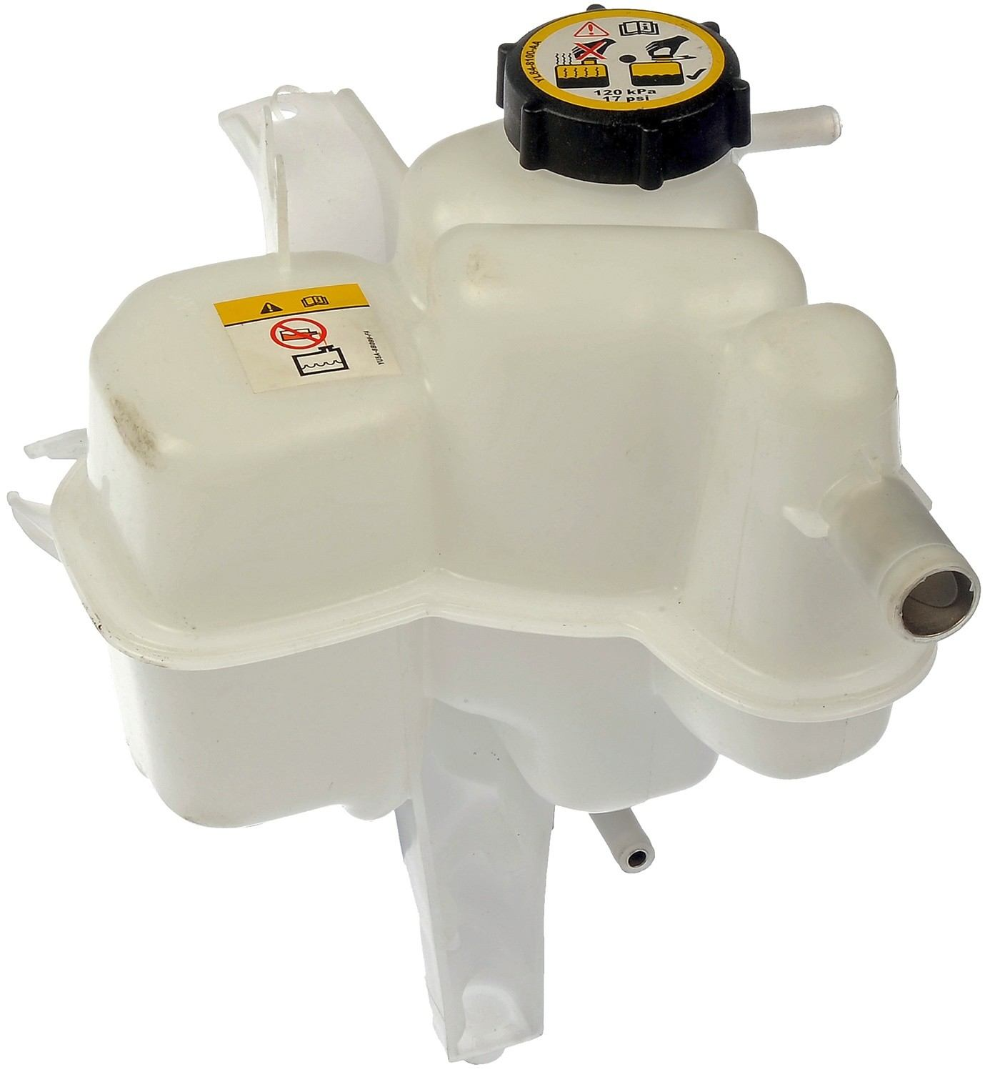DORMAN OE SOLUTIONS - Engine Coolant Recovery Tank (Front) - DRE 603-215
