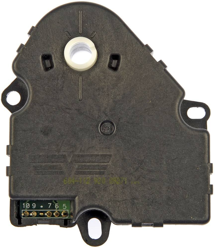 DORMAN OE SOLUTIONS - HVAC Heater Blend Door Actuator - DRE 604-112