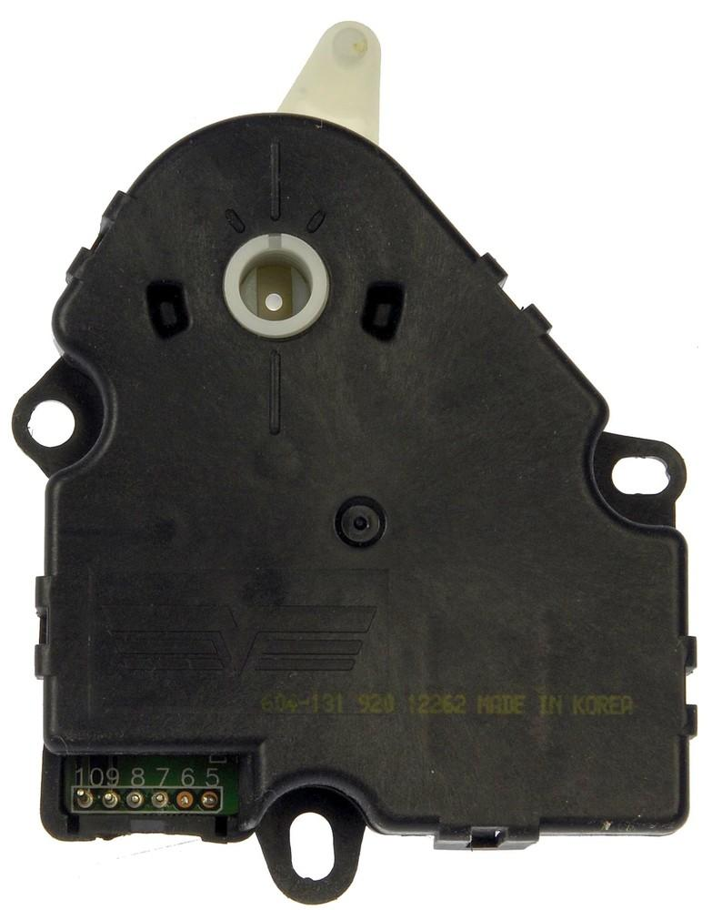 DORMAN OE SOLUTIONS - HVAC Heater Blend Door Actuator - DRE 604-131