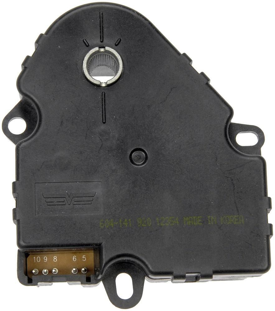 DORMAN OE SOLUTIONS - HVAC Heater Blend Door Actuator - DRE 604-141