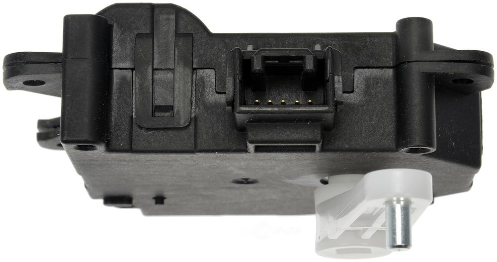 DORMAN OE SOLUTIONS - HVAC Heater Blend Door Actuator - DRE 604-151