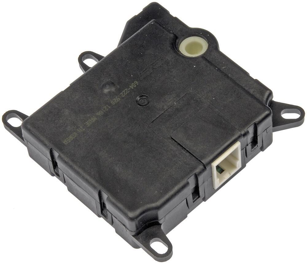DORMAN OE SOLUTIONS - HVAC Heater Blend Door Actuator (Auxiliary) - DRE 604-222