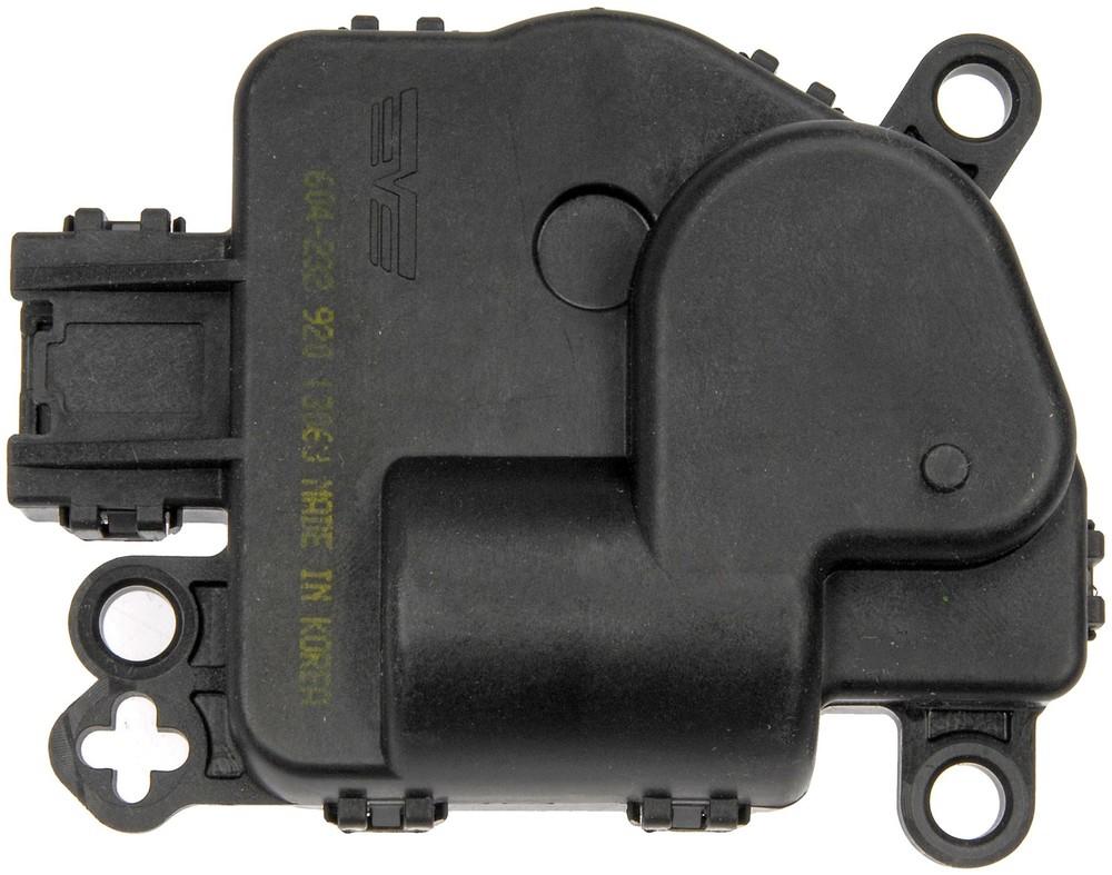 DORMAN OE SOLUTIONS - HVAC Heater Blend Door Actuator (Main) - DRE 604-232