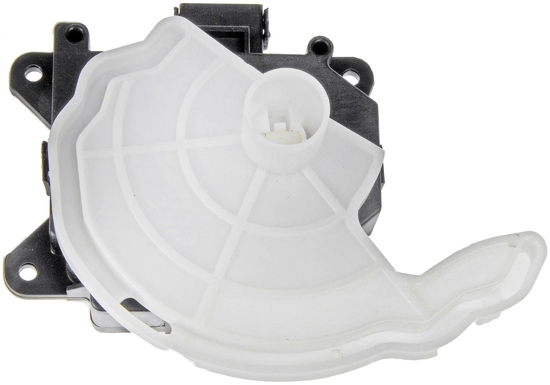 DORMAN OE SOLUTIONS - HVAC Blend Door Actuator (Main) - DRE 604-238