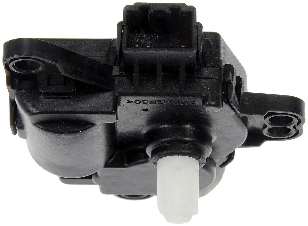 DORMAN OE SOLUTIONS - HVAC Heater Blend Door Actuator (Main) - DRE 604-327