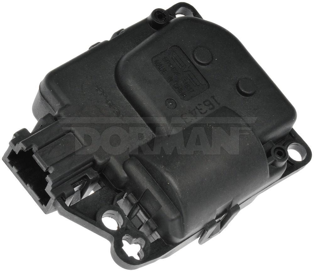 DORMAN OE SOLUTIONS - HVAC Blend Door Actuator (Main) - DRE 604-628