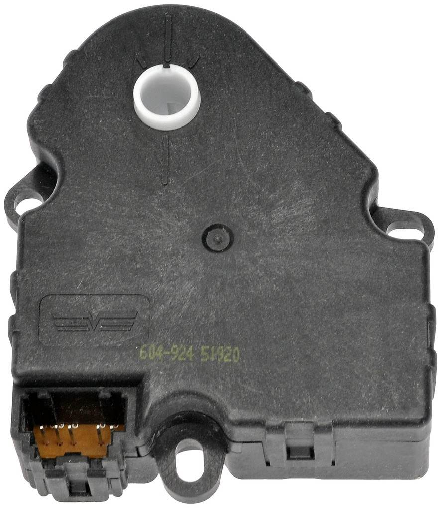 DORMAN OE SOLUTIONS - Hvac Heater Blend Door Actuator (Main) - DRE 604-924
