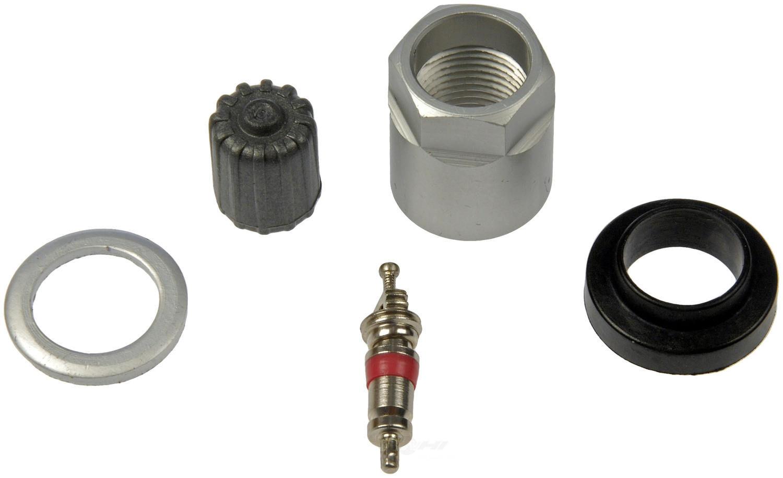 DORMAN OE SOLUTIONS - Tire Pressure Monitoring System Sensor Hardware Kit - DRE 609-111