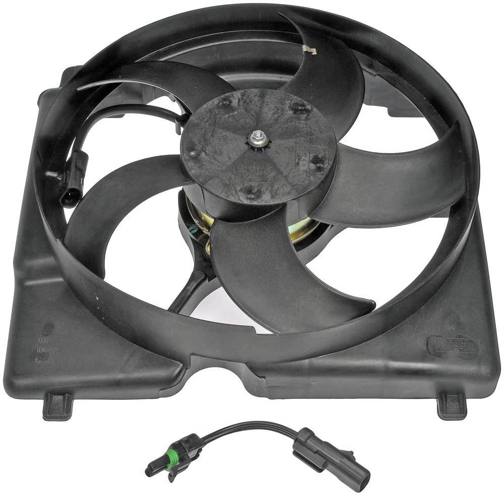 DORMAN OE SOLUTIONS - Engine Cooling Fan Assembly - DRE 620-001