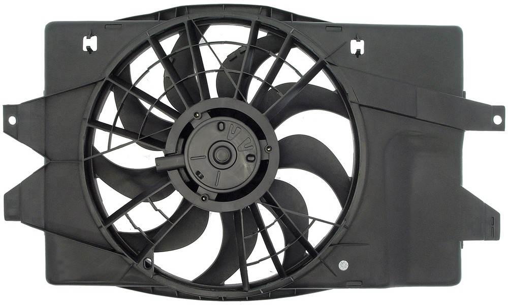 DORMAN OE SOLUTIONS - Engine Cooling Fan Assembly - DRE 620-002