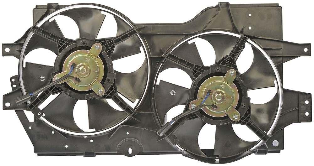 DORMAN OE SOLUTIONS - Engine Cooling Fan Assembly - DRE 620-003