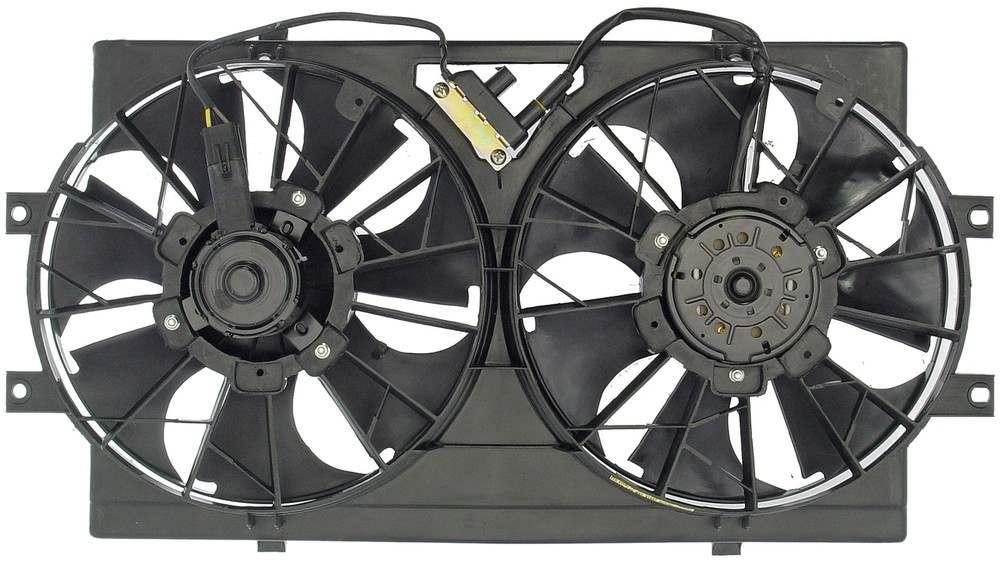 DORMAN OE SOLUTIONS - Engine Cooling Fan Assembly - DRE 620-004