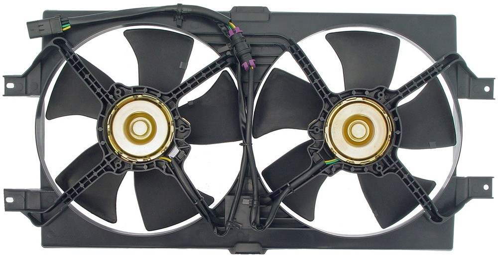 DORMAN OE SOLUTIONS - Engine Cooling Fan Assembly - DRE 620-005