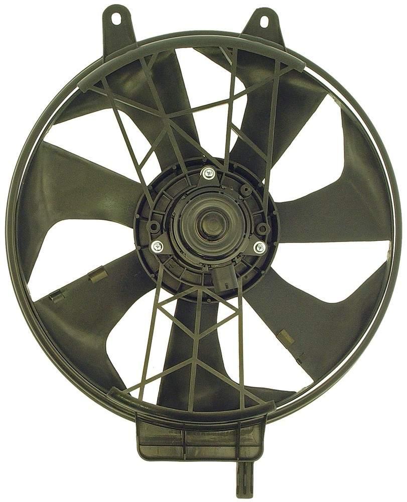 DORMAN OE SOLUTIONS - Engine Cooling Fan Assembly - DRE 620-009