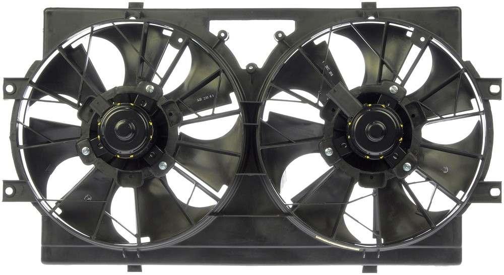 DORMAN OE SOLUTIONS - Engine Cooling Fan Assembly - DRE 620-013