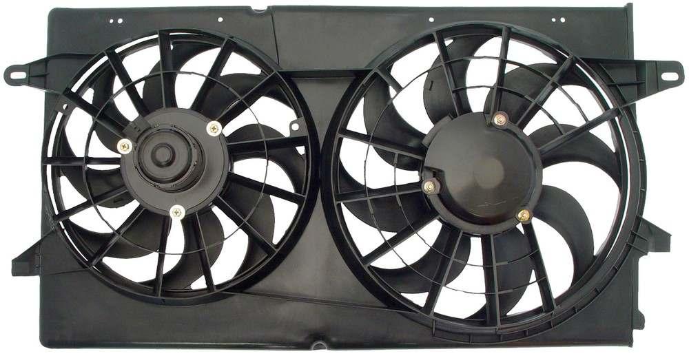 DORMAN OE SOLUTIONS - Engine Cooling Fan Assembly - DRE 620-102