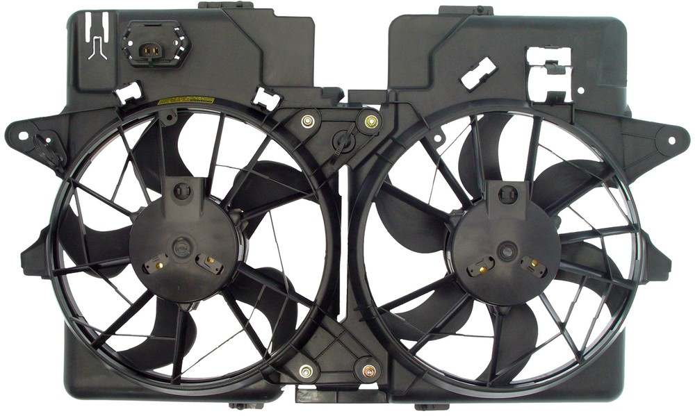 DORMAN OE SOLUTIONS - Engine Cooling Fan Assembly - DRE 620-132