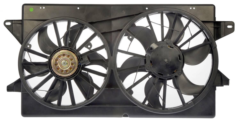 DORMAN OE SOLUTIONS - Engine Cooling Fan Assembly - DRE 620-144