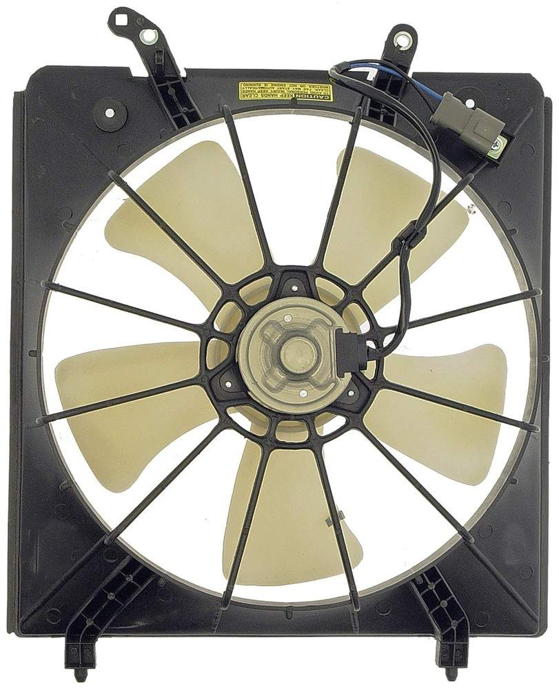 DORMAN OE SOLUTIONS - Engine Cooling Fan Assembly - DRE 620-226