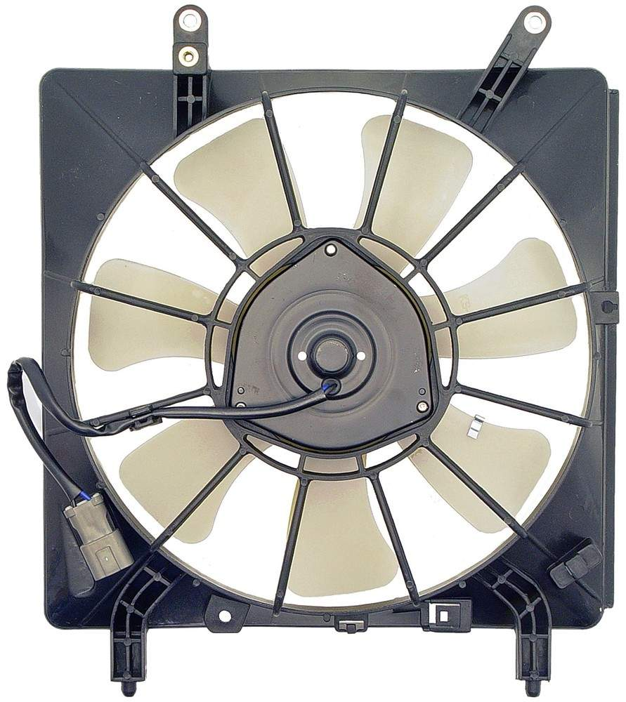 DORMAN OE SOLUTIONS - A/C Condenser Fan Assembly - DRE 620-237