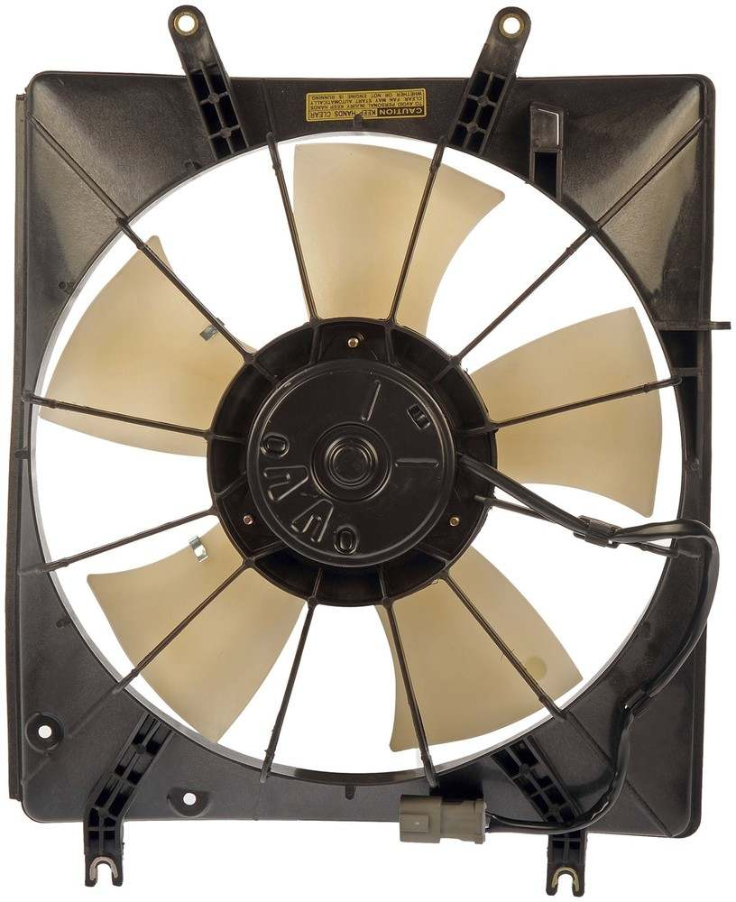 DORMAN OE SOLUTIONS - Engine Cooling Fan Assembly - DRE 620-248