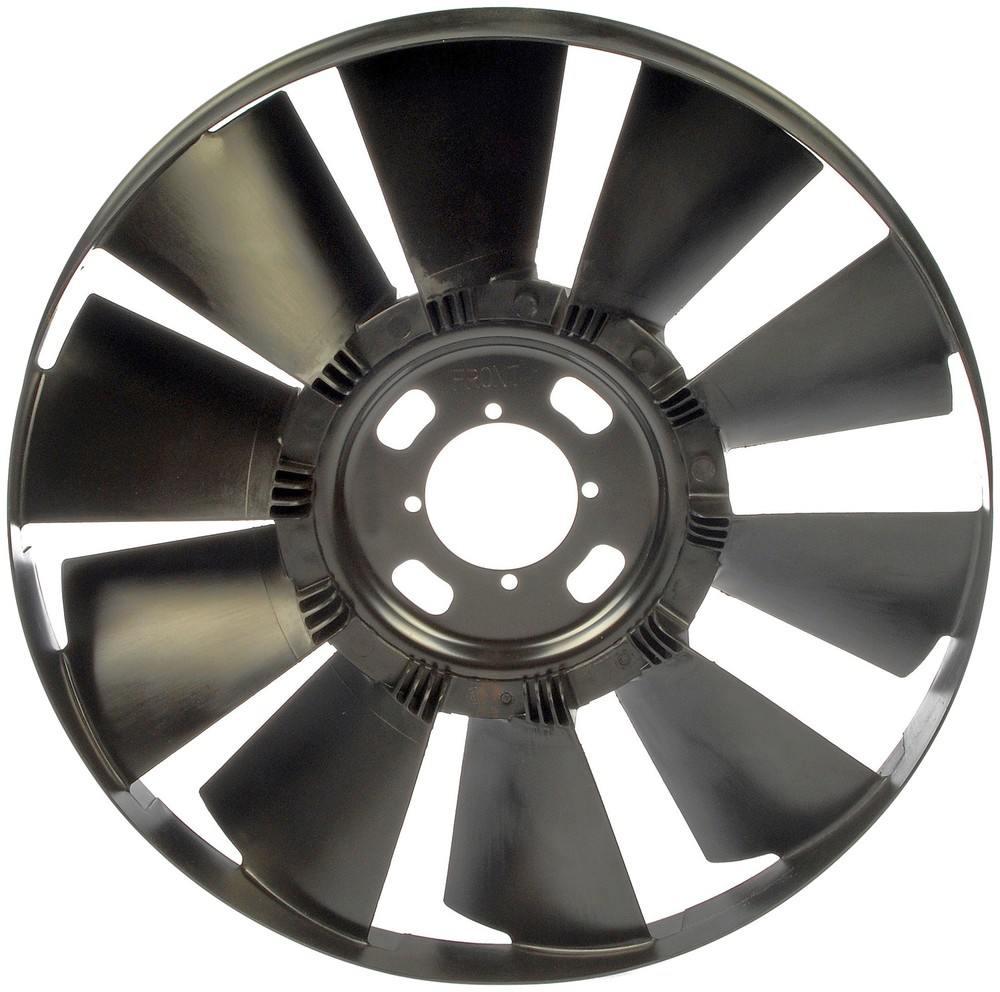 DORMAN OE SOLUTIONS - Engine Cooling Fan Blade - DRE 620-619