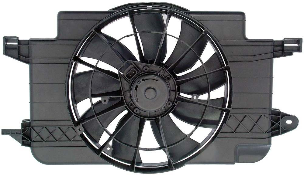 DORMAN OE SOLUTIONS - Engine Cooling Fan Assembly - DRE 620-767