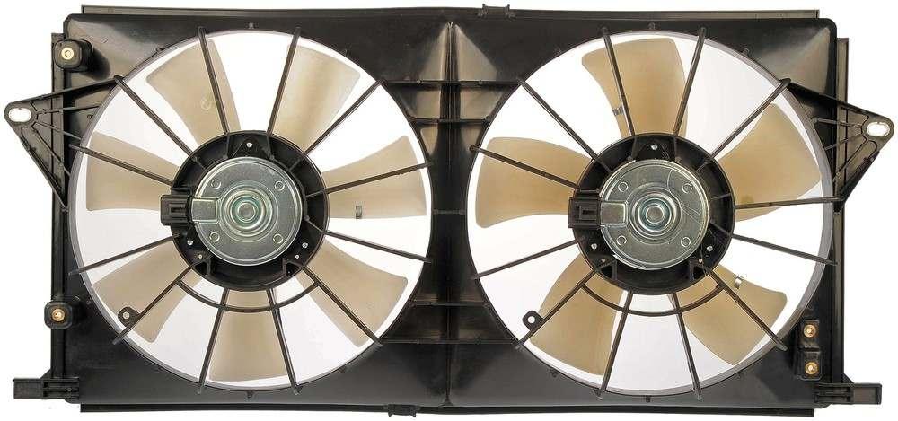 DORMAN OE SOLUTIONS - Engine Cooling Fan Assembly - DRE 620-975