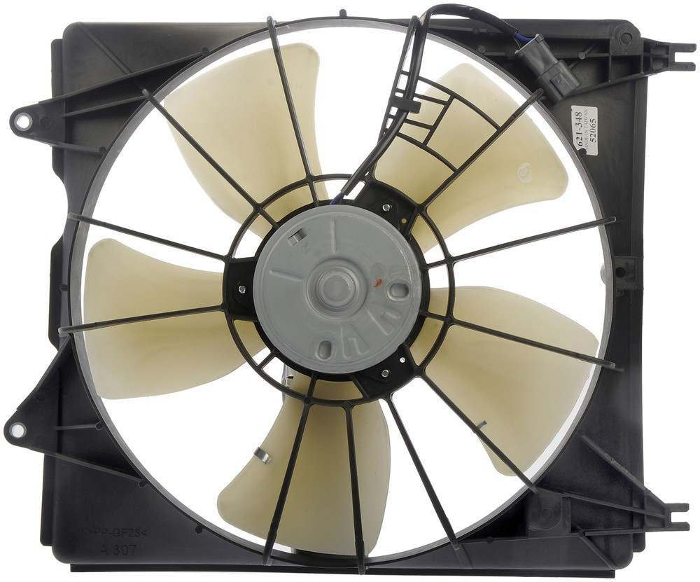 DORMAN OE SOLUTIONS - Engine Cooling Fan Assembly - DRE 621-348