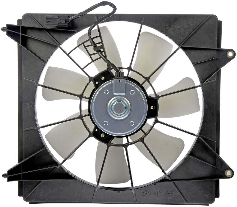 DORMAN OE SOLUTIONS - A/C Condenser Fan Assembly - DRE 621-357
