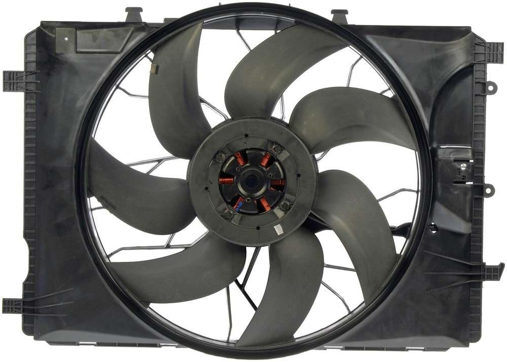 DORMAN OE SOLUTIONS - Engine Cooling Fan Assembly - DRE 621-373