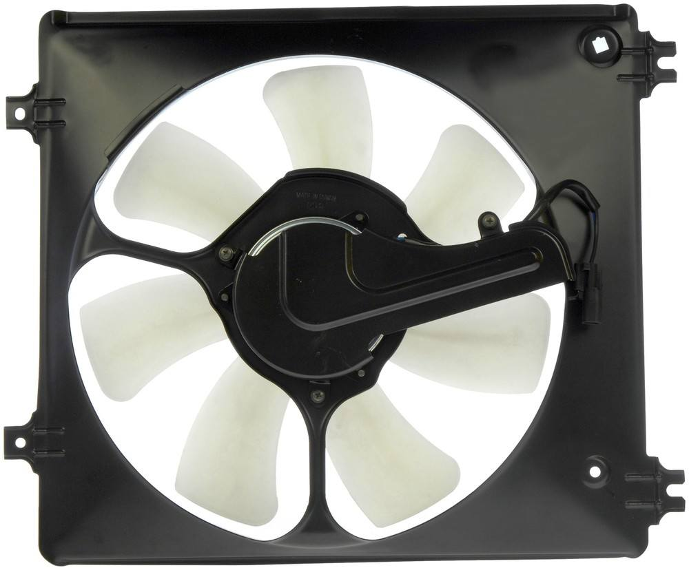 DORMAN OE SOLUTIONS - A/C Condenser Fan Assembly - DRE 621-406