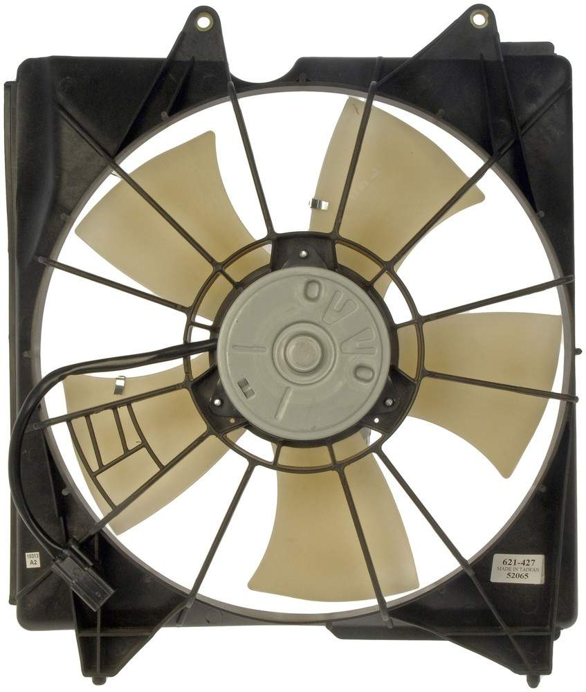DORMAN OE SOLUTIONS - Engine Cooling Fan Assembly - DRE 621-427