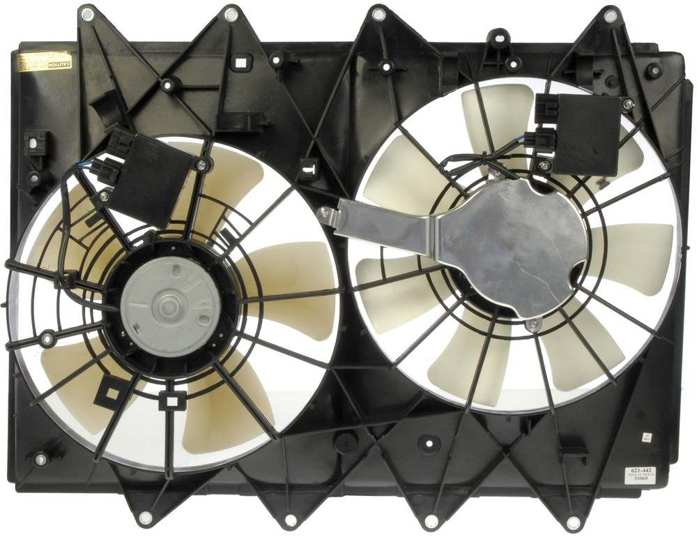 DORMAN OE SOLUTIONS - Engine Cooling Fan Assembly - DRE 621-442