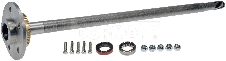 DORMAN OE SOLUTIONS - Axle Shaft - DRE 630-217