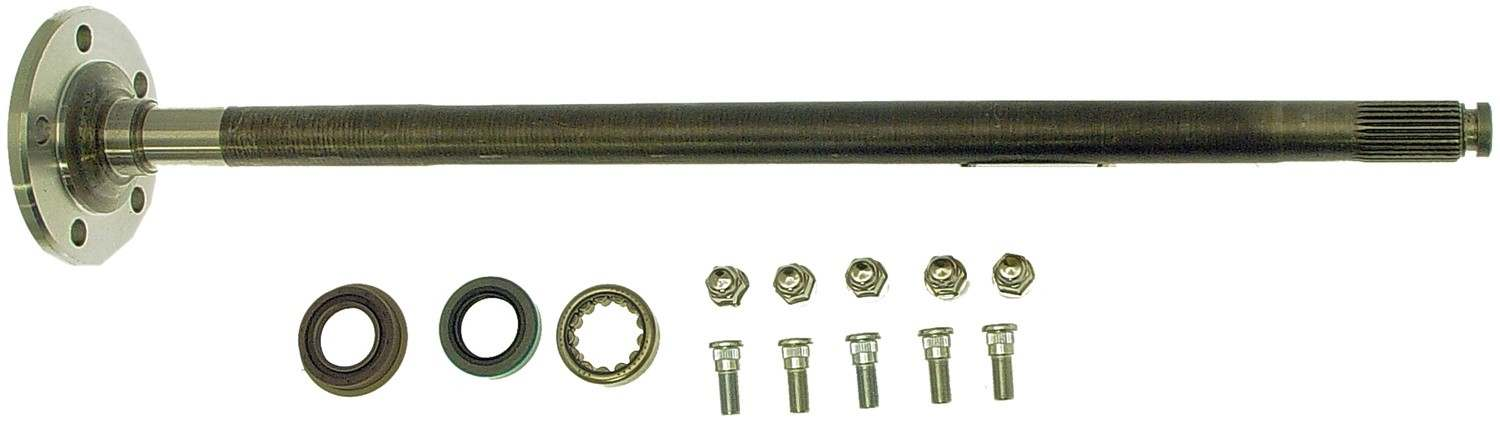 DORMAN OE SOLUTIONS - Axle Shaft (Rear Left) - DRE 630-302