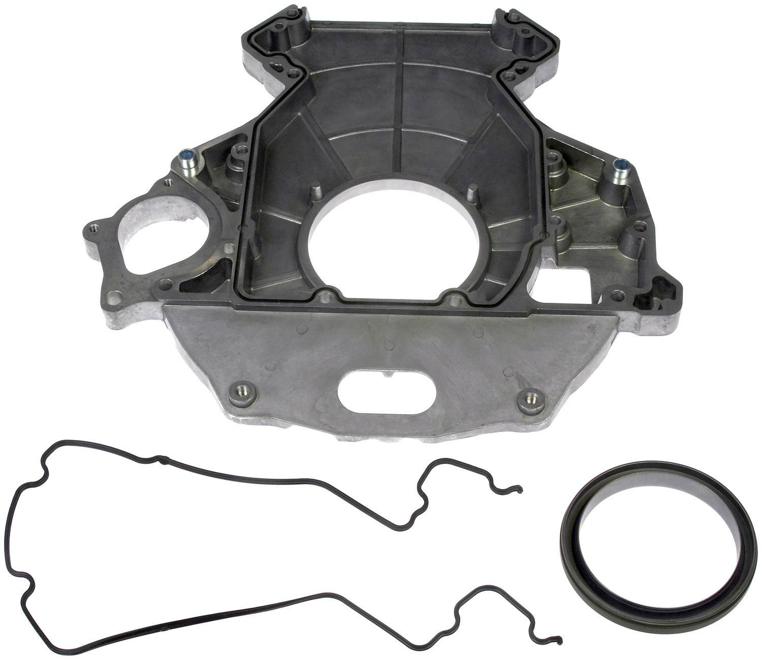DORMAN OE SOLUTIONS - Engine Rear Main Seal Cover - DRE 635-118