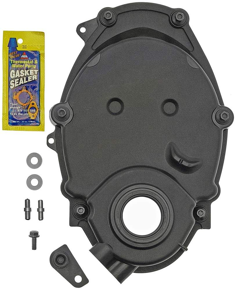 DORMAN OE SOLUTIONS - Timing Cover - DRE 635-502