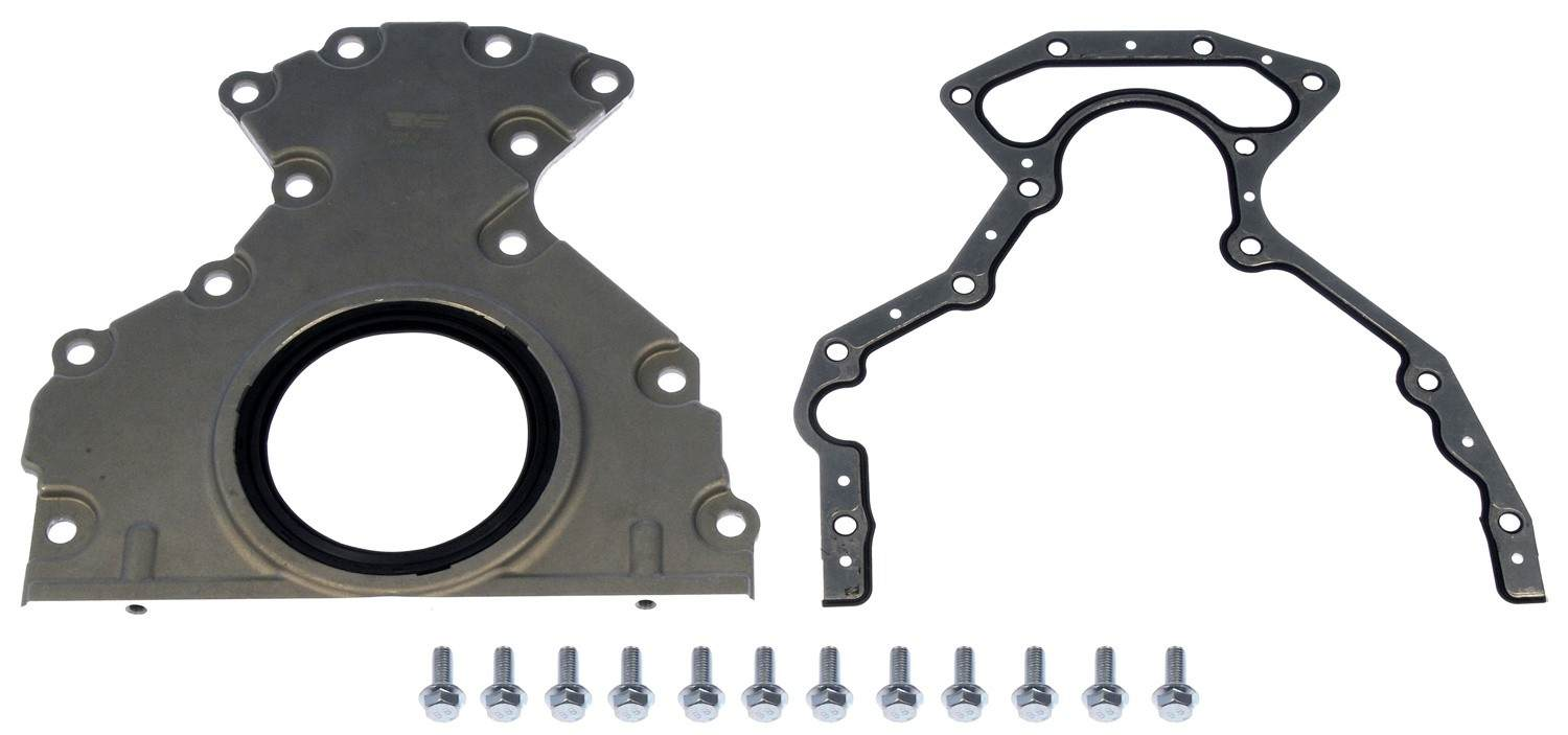 DORMAN OE SOLUTIONS - Engine Rear Main Seal Cover - DRE 635-518
