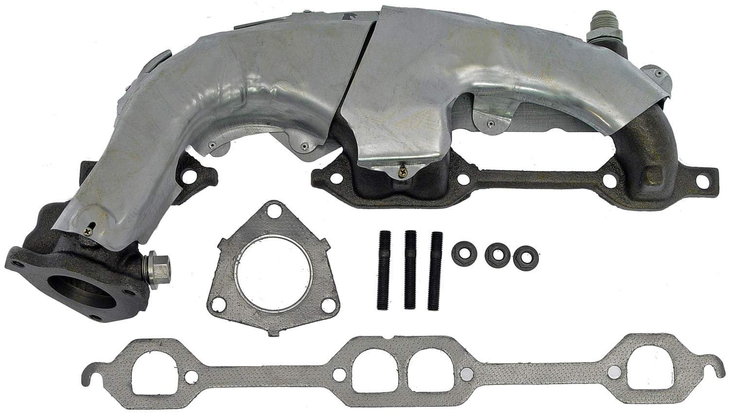 DORMAN OE SOLUTIONS - Exhaust Manifold (Right) - DRE 674-206