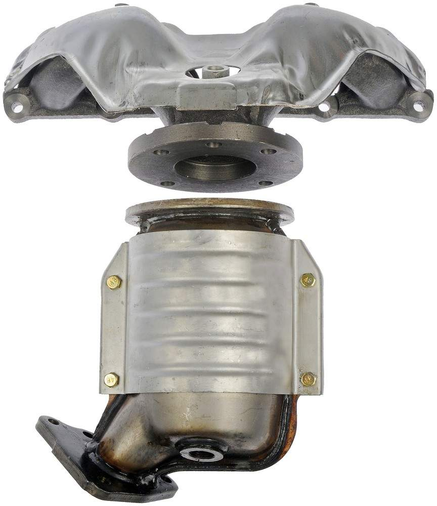 DORMAN OE SOLUTIONS - Exhaust Manifold With Integrated Catalytic Converter - DRE 674-439