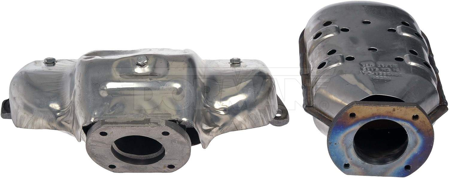 DORMAN OE SOLUTIONS - Exhaust Manifold with Integrated Catalytic Converter - DRE 674-551