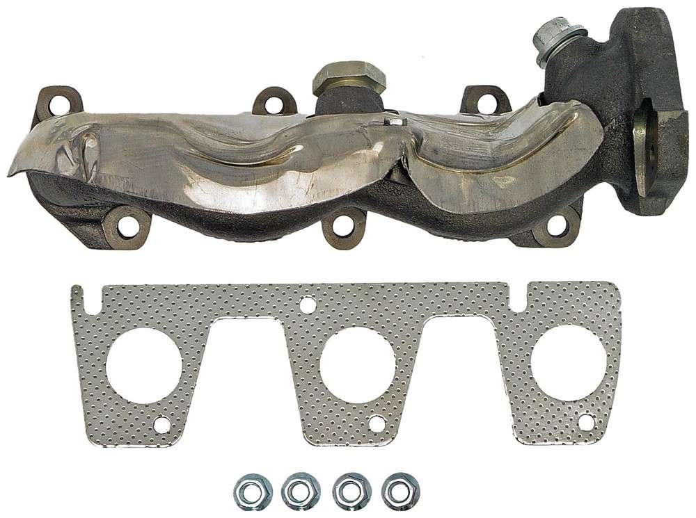 DORMAN OE SOLUTIONS - Exhaust Manifold (Rear) - DRE 674-566