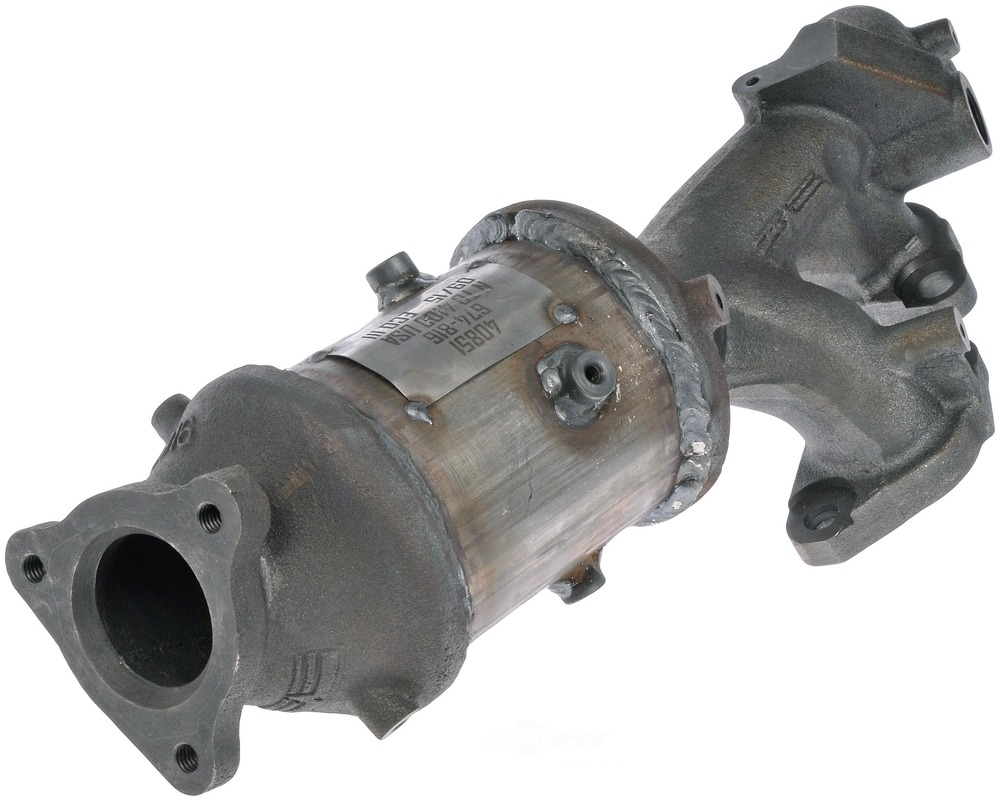 DORMAN OE SOLUTIONS - Exhaust Manifold With Integrated Catalytic Converter (Left) - DRE 674-816