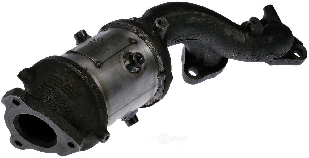 DORMAN OE SOLUTIONS - Exhaust Manifold With Integrated Catalytic Converter (Right) - DRE 674-818