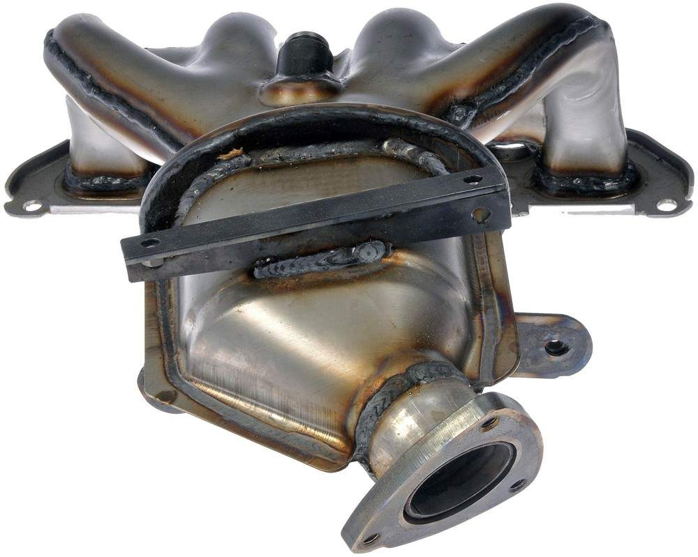 DORMAN OE SOLUTIONS - Exhaust Manifold With Integrated Catalytic Converter - DRE 674-841