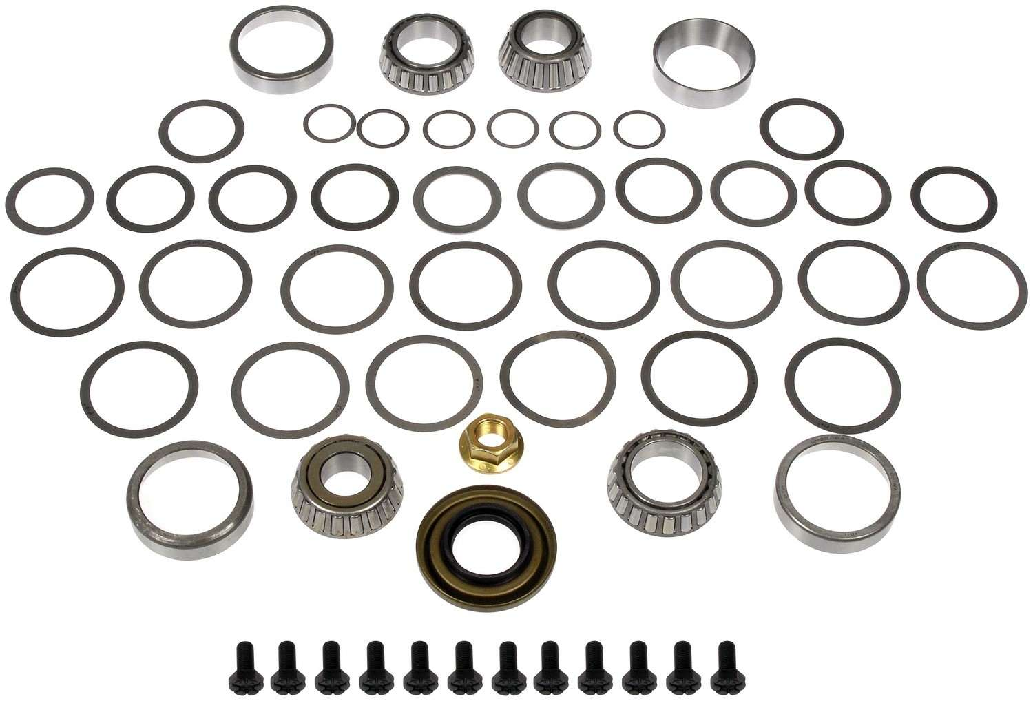 DORMAN OE SOLUTIONS - Differential Bearing Kit - DRE 697-114