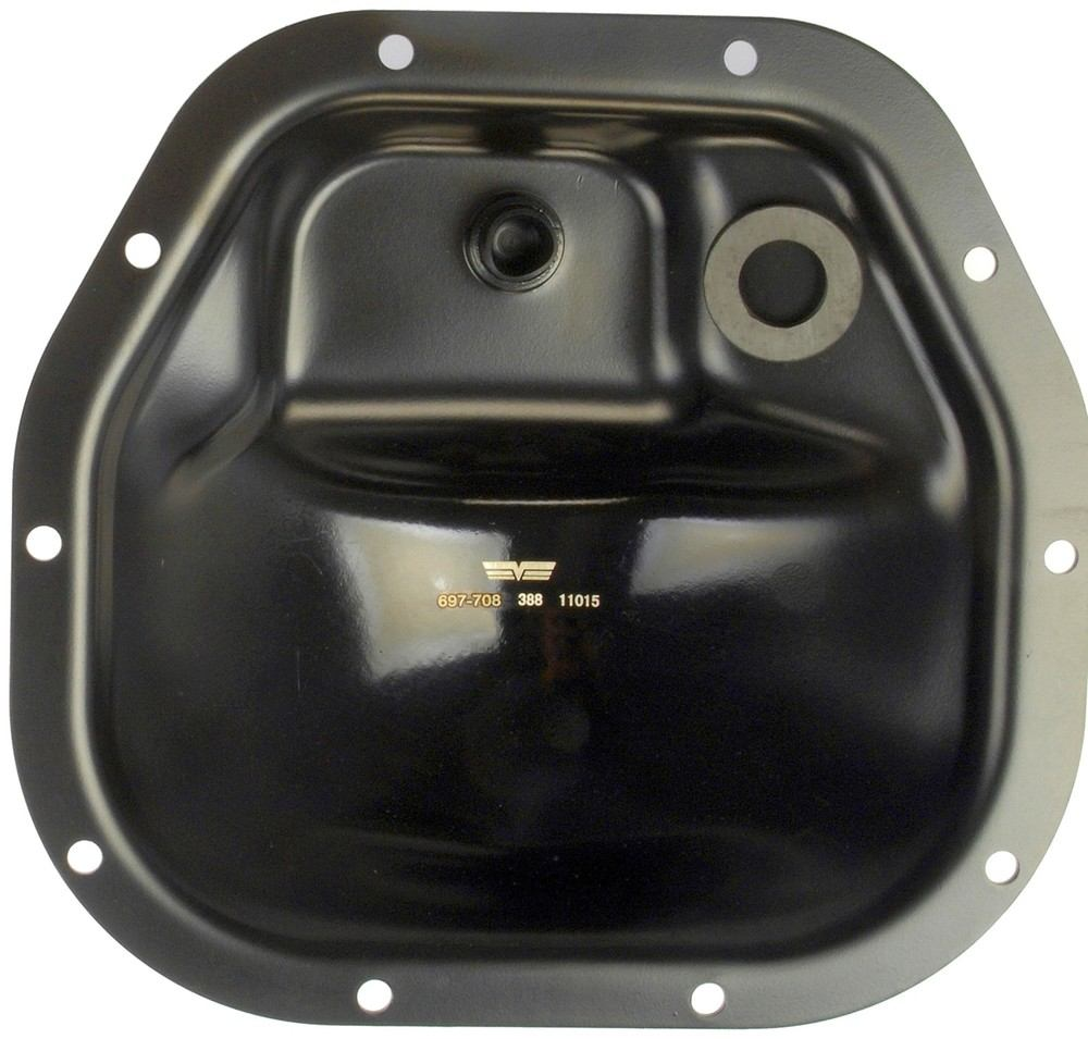 DORMAN OE SOLUTIONS - Differential Cover (Rear) - DRE 697-708