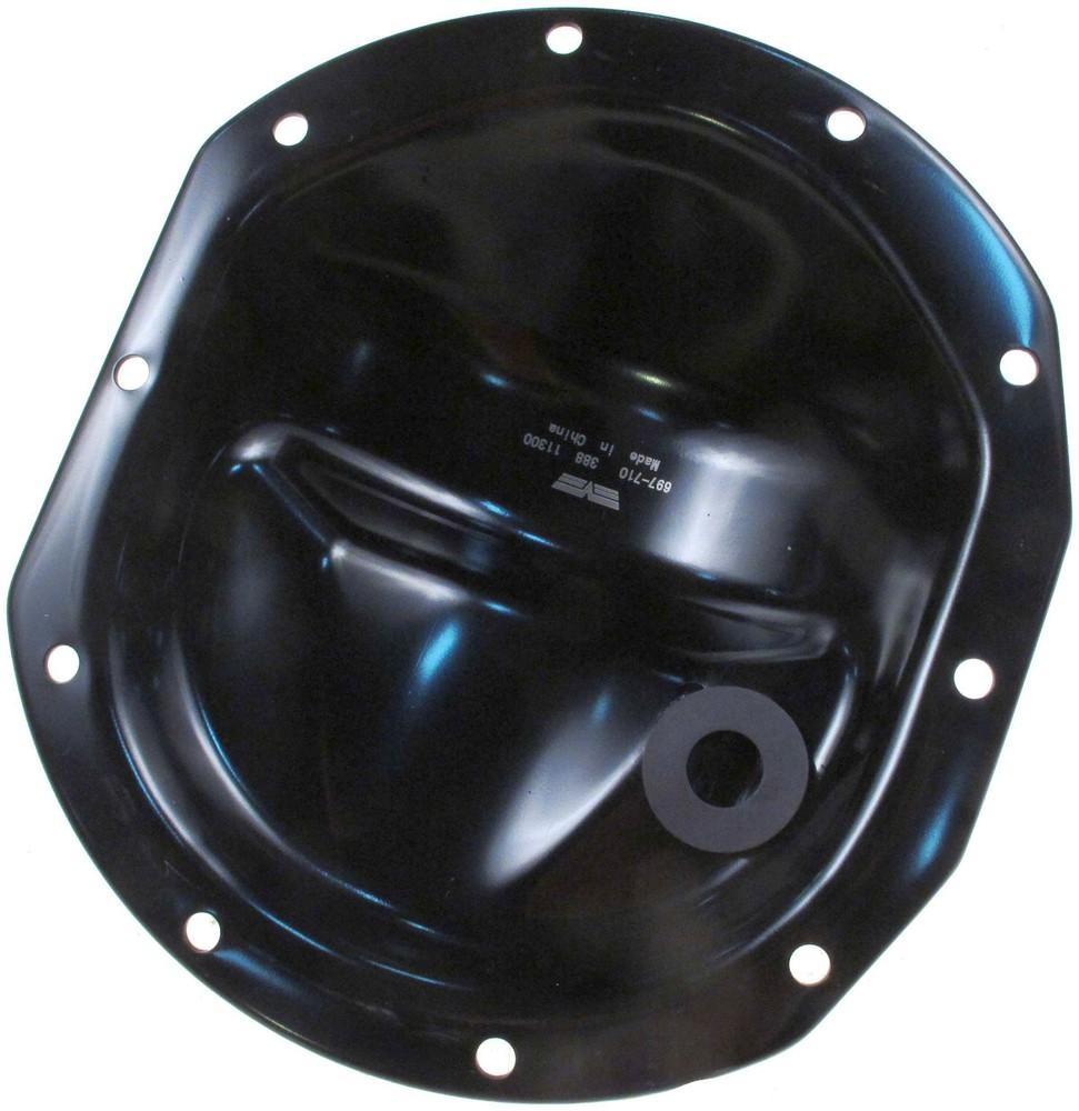 DORMAN OE SOLUTIONS - Differential Cover (Rear) - DRE 697-710