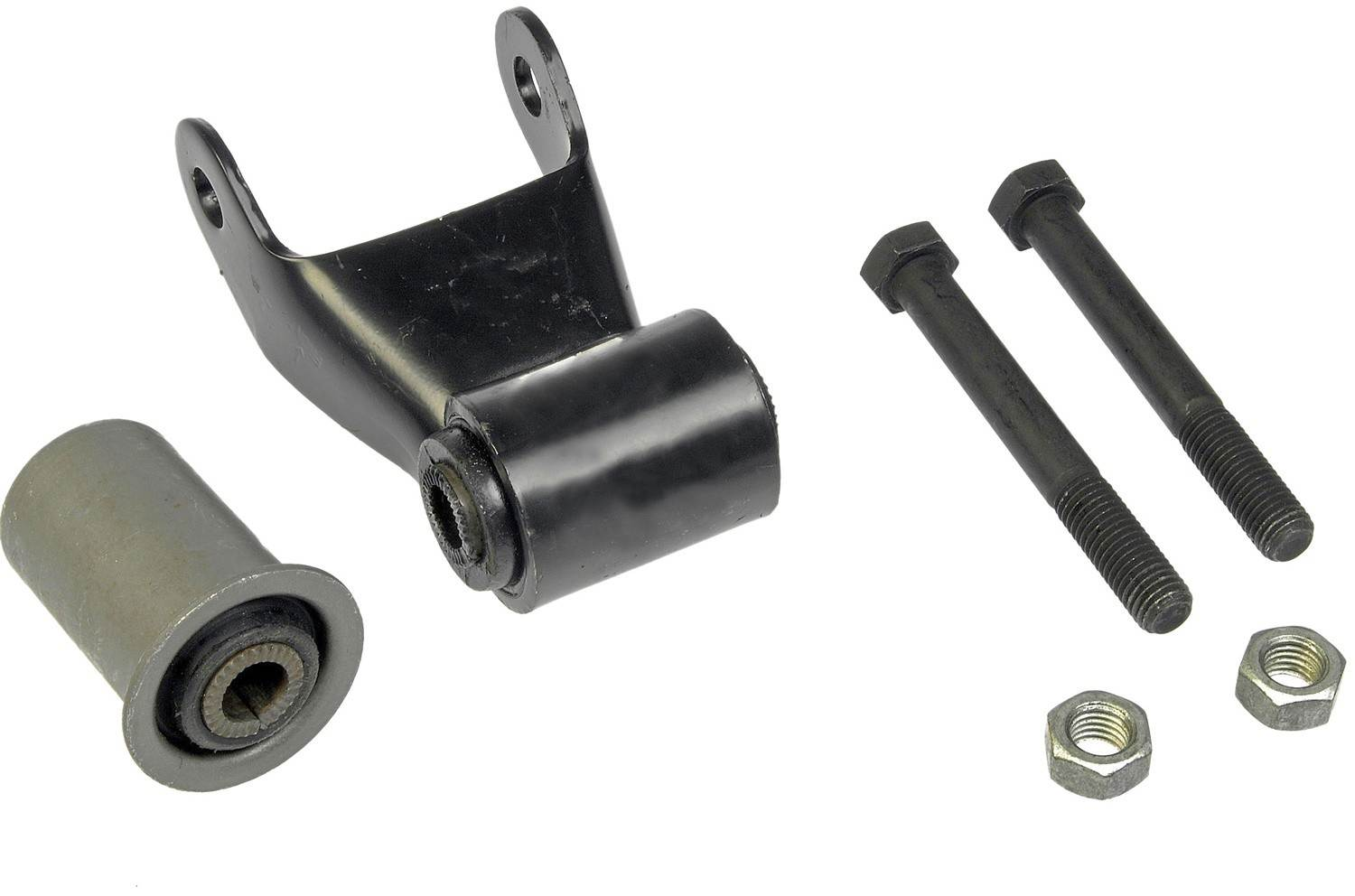 DORMAN OE SOLUTIONS - Leaf Spring Shackle - DRE 722-006